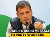 Video : To Choose Chief Ministers, Rahul Gandhi's Hi-Tech, Democratic Solution
