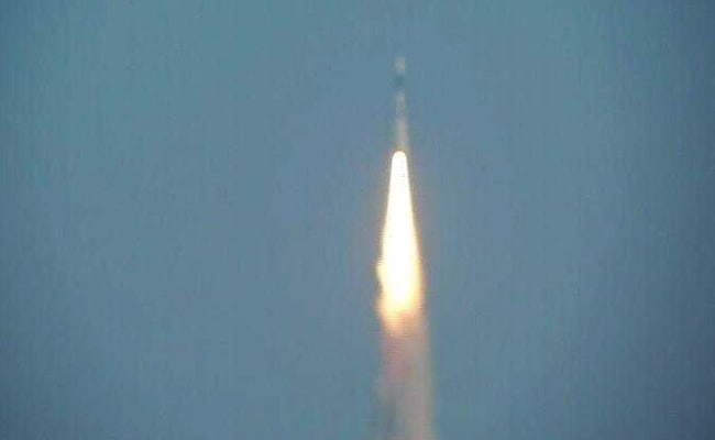 ISRO Satellite Launch Highlights: GSAT-7A Lifts Off Successfully