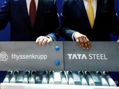Tata Steel Soars Nearly 5% Post March Quarter Results