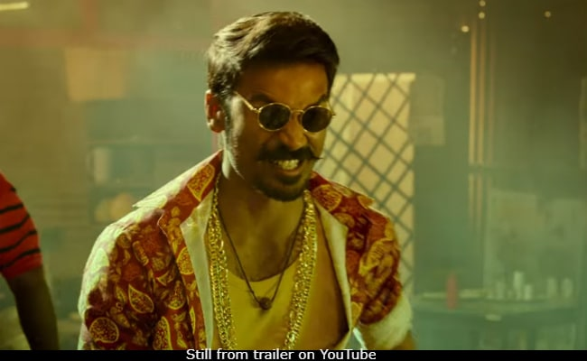 Maari 2 trailer: Mass Maharaja Dhanush is back and how!