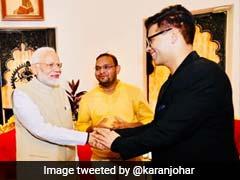 """It's All About Loving Your Democracy,"" PM Tweets. Karan Johar Responds"