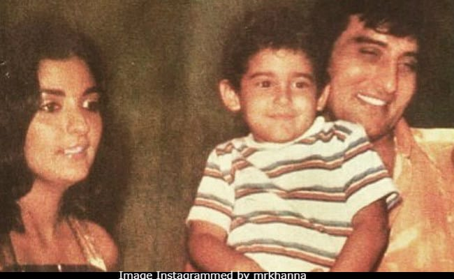 Vinod Khanna's First Wife, Akshaye And Rahul Khanna's Mother Geetanjali, Dies At 70