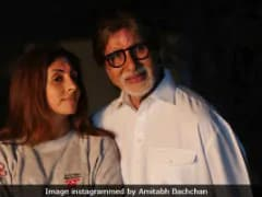 'Handsome': Shweta Nanda Complimenting Dad Amitabh Bachchan Is Every Daughter Ever