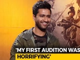 Video: I'm Petrified Of Horror Films: Vicky Kaushal