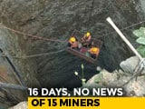 Video : Pumps Still Hours Away, Rescue Officials Work Out Plans At Meghalaya Mine
