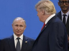 "Trump Moves Past Putin At G20, Exchanges ""Pleasantries"" With Saudi Prince"
