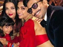 Deepika Padukone, Ranveer Singh, Aishwarya Rai Bachchan, Aaradhya And Others: 10 Best Pics From Isha Ambani, Anand Piramal's Pre-Wedding Festivities In Udaipur