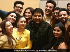 Inside Kapil Sharma's Pre-Wedding Festivities With Krushna Abhishek And Sumona Chakravarti