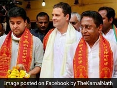 Kamal Nath For Madhya Pradesh, Jyotiraditya Scindia Offered Deputy: Sources