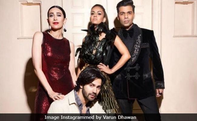 Varun Dhawan Or Karan Johar, Who Captioned This Million-Dollar Pic Better?