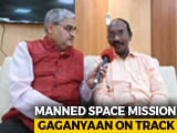 Video : Cabinet Nod In Bag, ISRO Set To Launch Hunt For Gaganyaan Astronauts