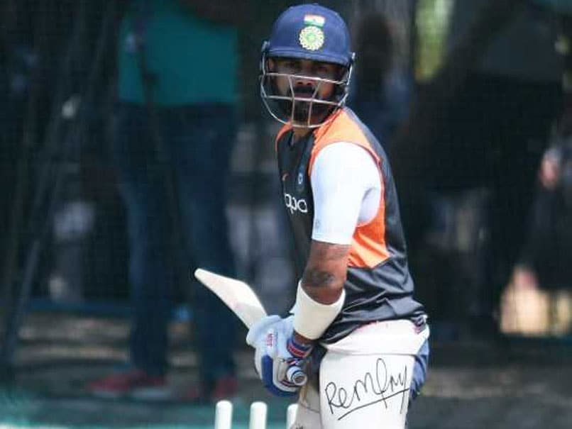 India vs Australia: Cricket Australia tweet  a video of Virat Kohli's net practise, Watch Video