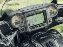 Indian Motorcycle Updated Ride Command Mobile App System