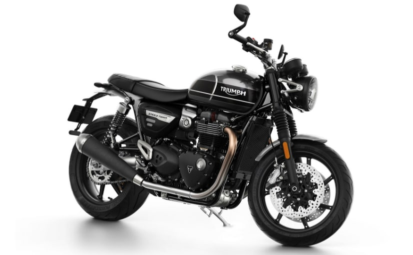 The 2019 Triumph Speed Twin will be launched in India in mid-2019 at around Rs. 11 lakh