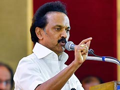 """Think And Speak"": MK Stalin Urges Rajinikanth Over Periyar Comment"