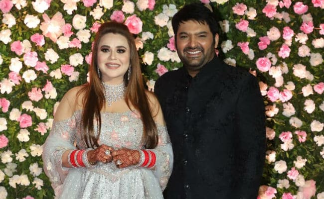 Pics From Kapil Sharma And Ginni Chatraths Star Studded Wedding