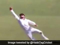 India Vs Australia: विराट कोहली ने हवा में उड़कर एक हाथ से लिया कैच, देखते रह गए सभी, देखें VIDEO