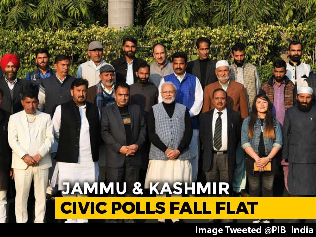 Video : Were J&K Local Polls A Success? Fact-Check In Home Ministry Report