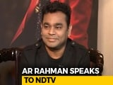 Video : AR Rahman - <i>Dil Se</i>!