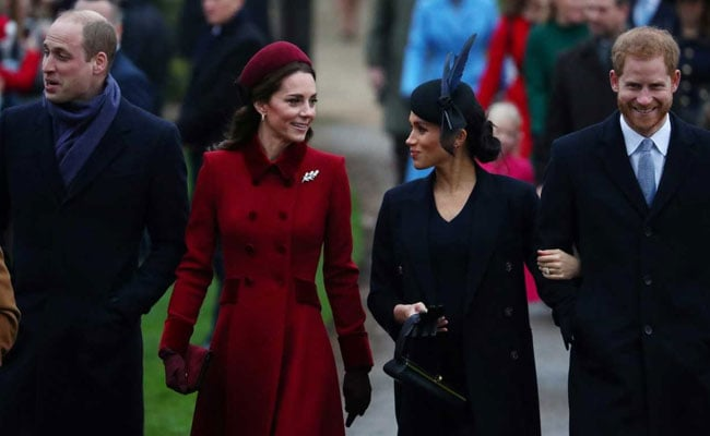 Meghan Markle Kate Middleton Spend Christmas Together Amid Feud Rumours