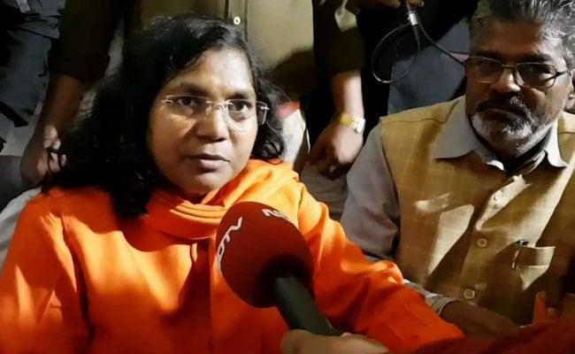 BJP छोड़ने के बाद सावित्री बाई फुले का पीएम मोदी पर हमला, कहा- 'चौकीदार की नाक के नीचे लूटा जा रहा गरीबों का पैसा'