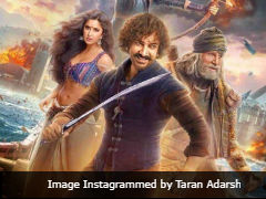 <I>Thugs Of Hindostan</I> Gets A Release Date In China. Details Here