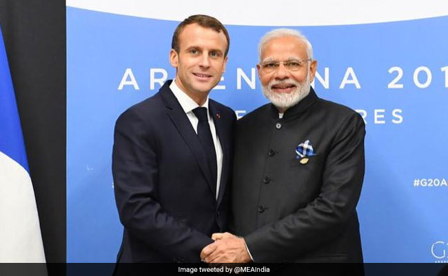 Emmanuel Macron Invites PM Modi To Attend G7 Summit In France