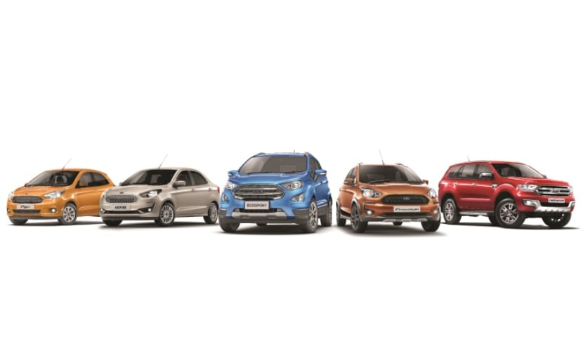 Ford's 'Midnight Surprise' sales campaign will run from December 7 to December 9, 2018