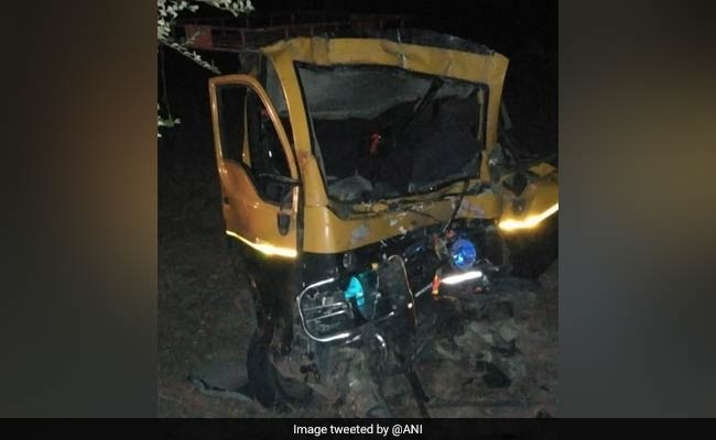 11 Killed, 4 Critically Injured In Accident In Eastern Maharashtra