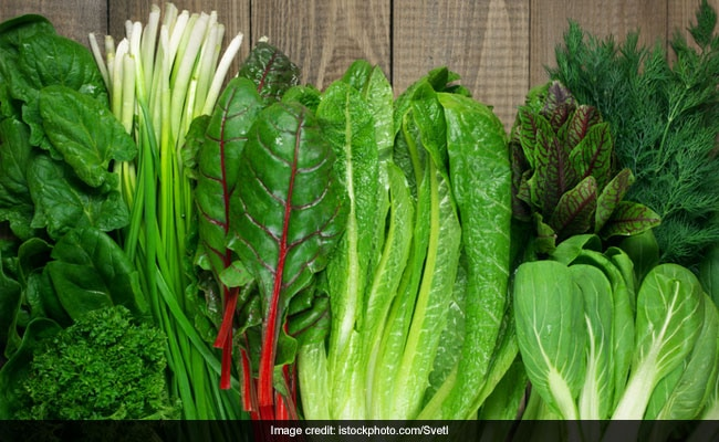 Green Leafy Vegetables May Keep your Liver Diseases Away