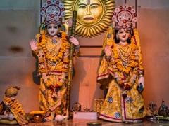 बिहार के मंदिर से राम-जानकी की मूर्तियां चोरी