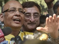 Will Form Government In Three States, Says Congress's Abhishek Singhvi