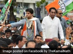 Kamal Nath For Madhya Pradesh, Jyotiraditya Scindia May Be Deputy: Sources