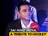 Video : AR Rahman On Shaking A Leg With SRK