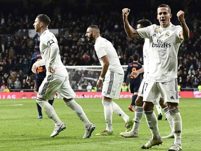 Real Madrid Back To Winning Ways Under Santiago Solari After Valencia Victory