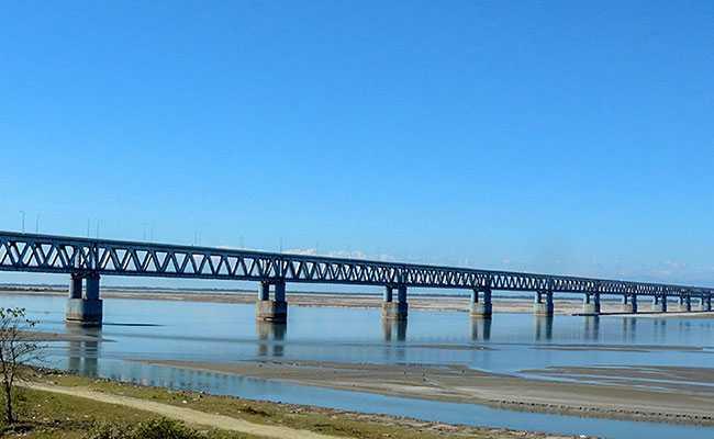 After Opening India's Longest Railroad Bridge, PM Flags Off Tinsukia-Naharlagun Express Train: Highlights