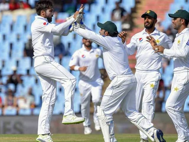 First Test, Day 1: Pakistan Fight Back After South Africas Duanne Olivier Takes Six