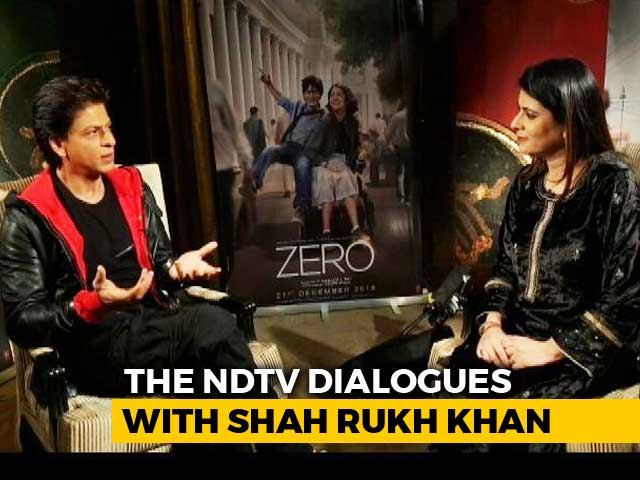 Shah Rukh Khan On The One Role He Has Never Played