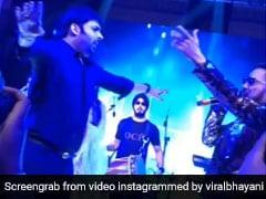 कपिल शर्मा ने रिसेप्शन में जमकर किया डांस, मीका सिंह के गाने पर यूं मचा धमाल... देखें Video