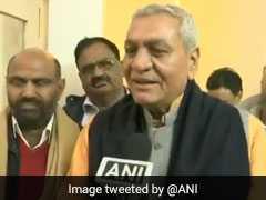 VIDEO: दलित, मुसलमान के बाद हनुमान जी पर एक और जाति का ठप्पा, योगी के मंत्री ने कहा- वह जाट थे