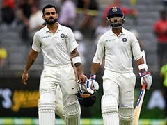2nd Test: Virat Kohli, Ajinkya Rahane Lead India