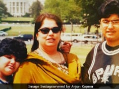 Arjun Kapoor Shares Emotional Note For Sister Anshula. Says, 'You Don't Have To Be An Adult All The Time'
