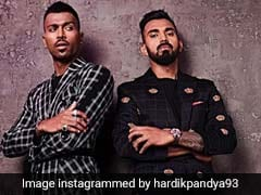 """2-ODI Ban Recommended For Hardik Pandya, KL Rahul Over """"Crass"""" Comments"""