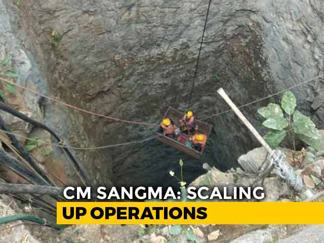 Video : Foul Smell, Wait For Bigger Pumps: Meghalaya Miners' Rescue Nears Week 3