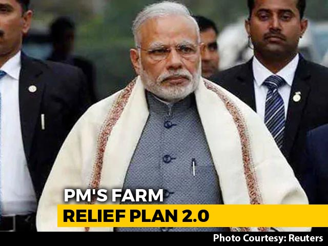 Video : Big Farm Decision To Counter Rahul Gandhi Challenge? PM's Marathon Meet