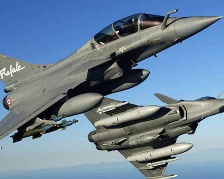 """""""We Deal In Defence, No Defence-Dealing"""": Nirmala Sitharaman's Rafale Jab"""