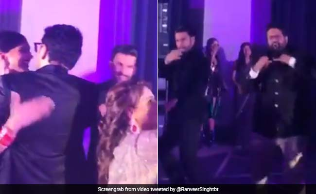 Ranveer Singh, Deepika Padukone And Kartik Aaryan Burn The Dance Floor At Dinesh Vijan's Wedding Reception