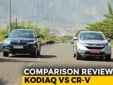 Comparison Review: Skoda Kodiaq Vs Honda CR-V