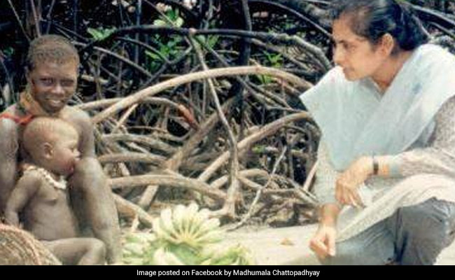 This Woman Anthropologist Made First Friendly Contact With Andaman Tribe
