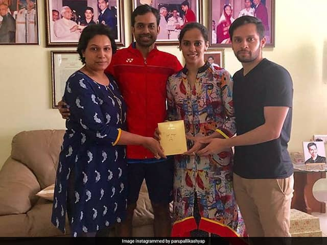 Saina Nehwal Parupalli Kashyap Wedding: List Of Celebrity Invitees